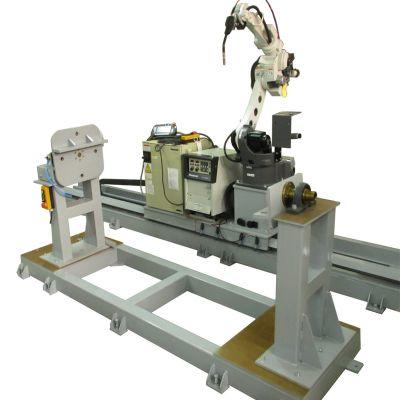 HỆ THỐNG SHIFTER ROBOT HÀN
