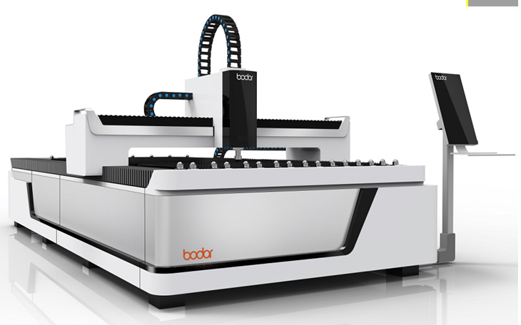 MÁY CẮT CNC FIBER LASER - 800W