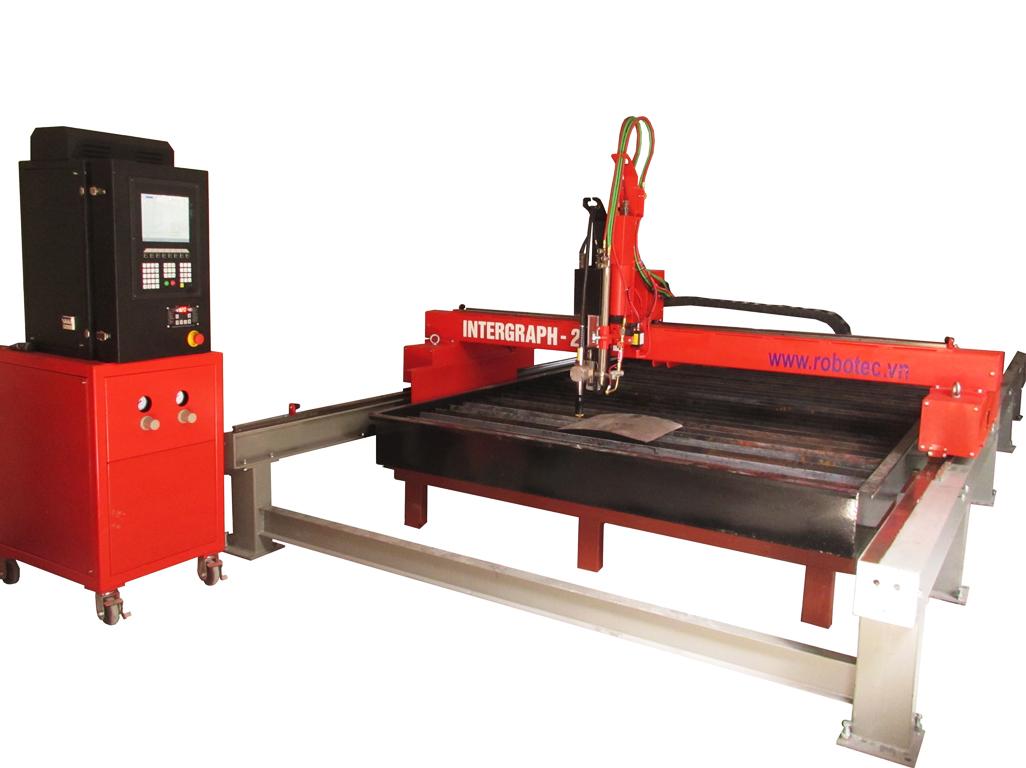 MÁY CẮT CNC PLASMA/OXY-GAS 2040D