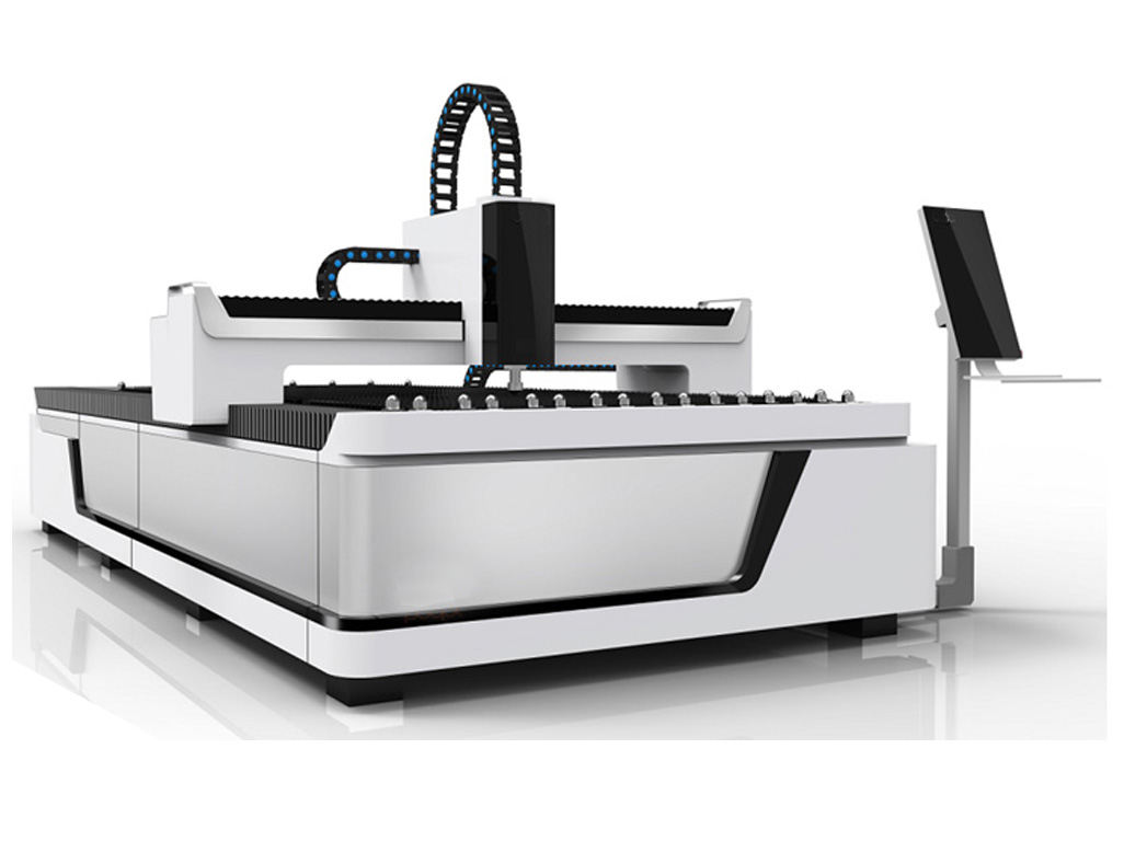 CNC CUTTING MACHINE LASER FIBER