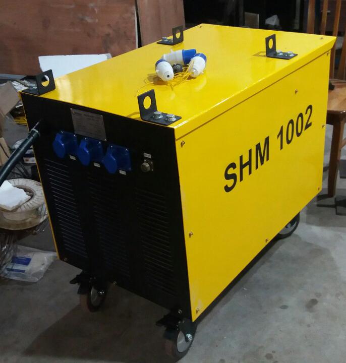 NGUỒN NHIỆT LUYỆN SHM - 1002